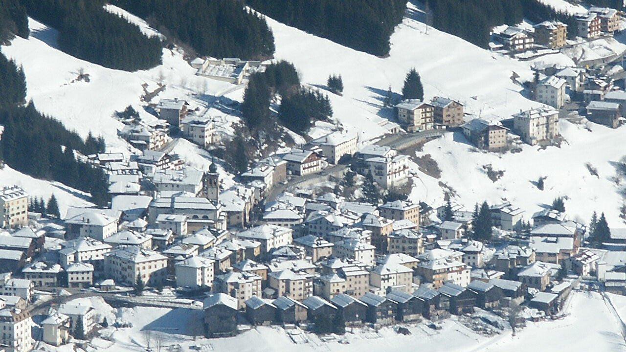 L'inverno nel paese di Sappada - Dolomiti UNESCO