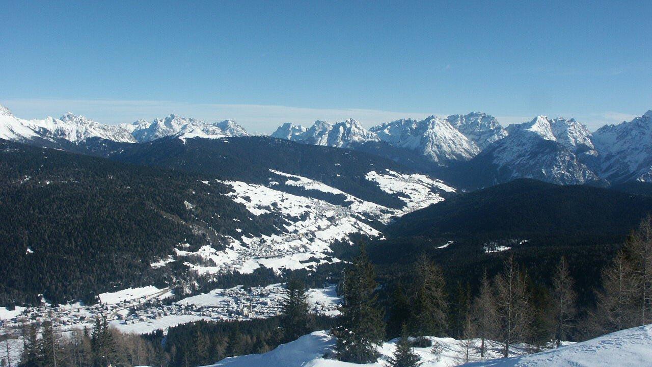 L'inverno e le piste innevate tra Comelico e Sappada | Dolomiti UNESCO