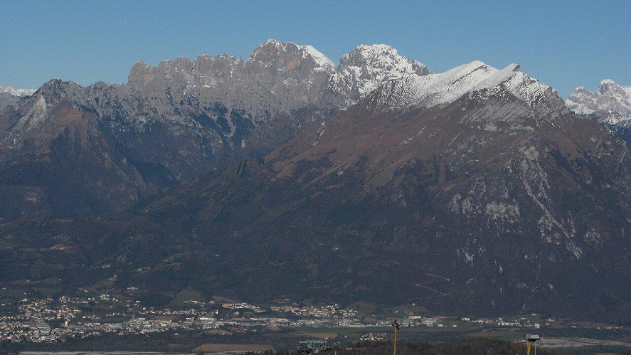 Parco Dolomiti Bellunesi: Monte Serva, Monte Pelmo, la Schiara