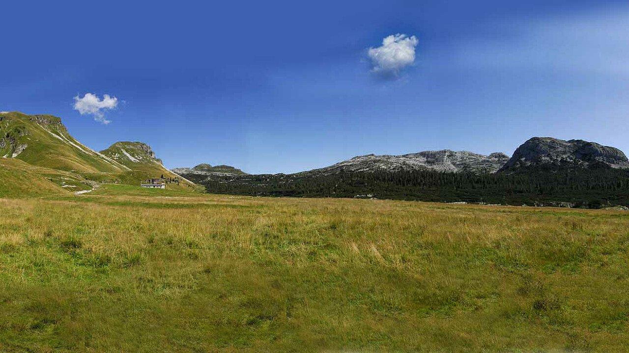 Paesaggi di montagna del Bellunese