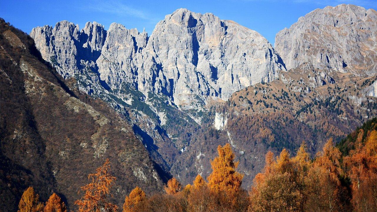 Schiara group autumn iStock