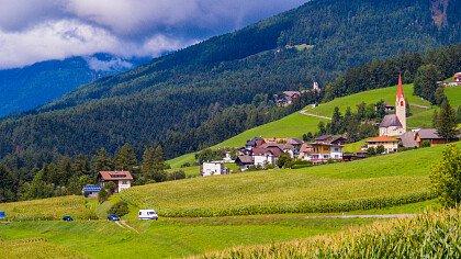 Plan de Corones - Val Pusteria - cover