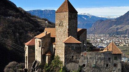 Castello di Cornedo all'Isarco