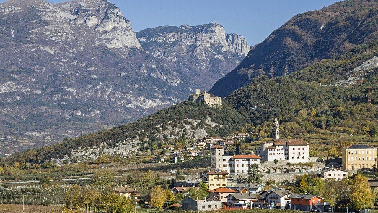Lasino in Val Cavedine