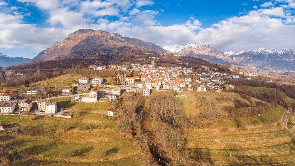 Farra d'Alpago - cover