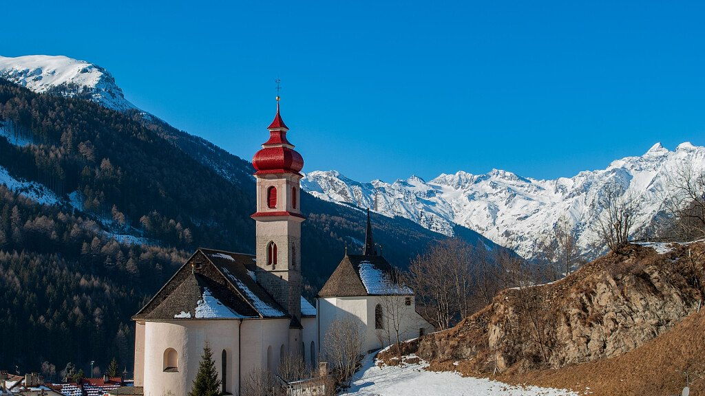 Colle Isarco - Val di Fleres, hiking paradise - cover