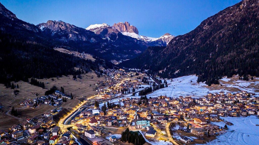 Vacanze a San Giovanni di Fassa in Val di Fassa - cover