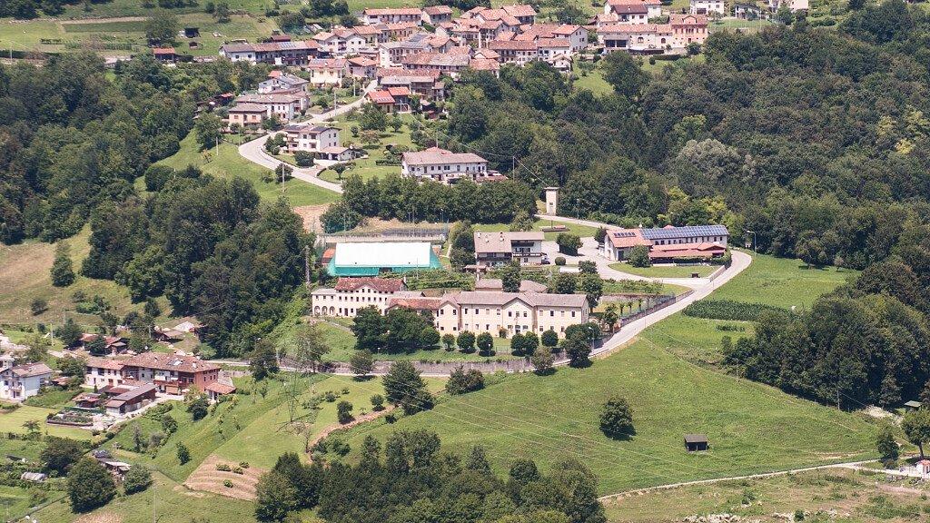 Pedavena: Monte Avena, dolci pendii per discese sugli sci e in bicicletta - cover