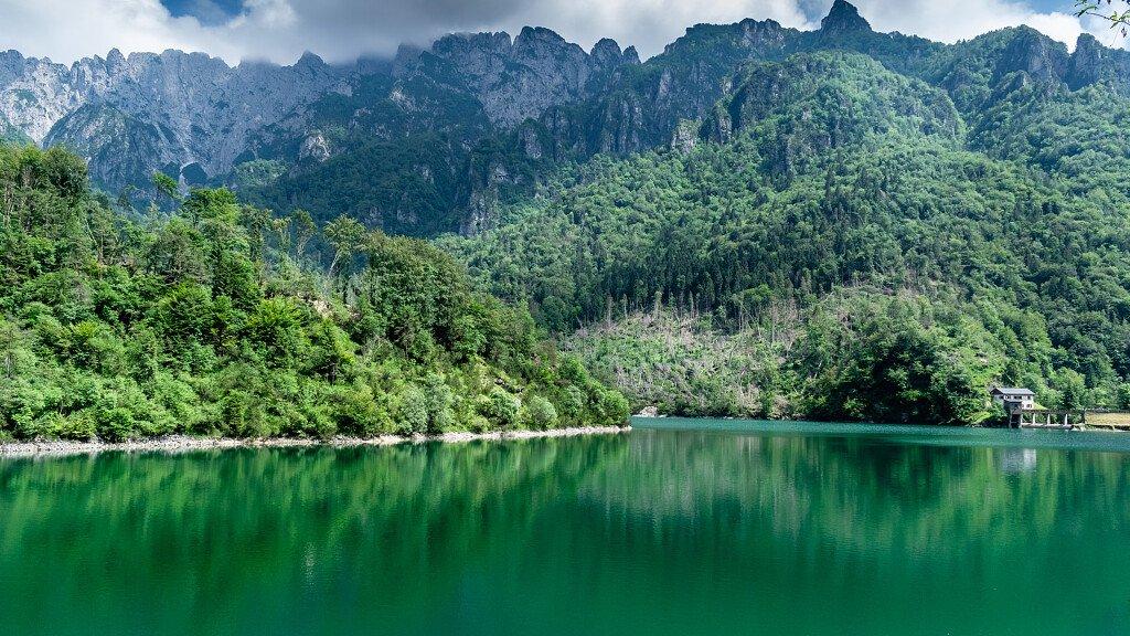 Cesiomaggiore nel Parco Nazionale Dolomiti Bellunesi - cover