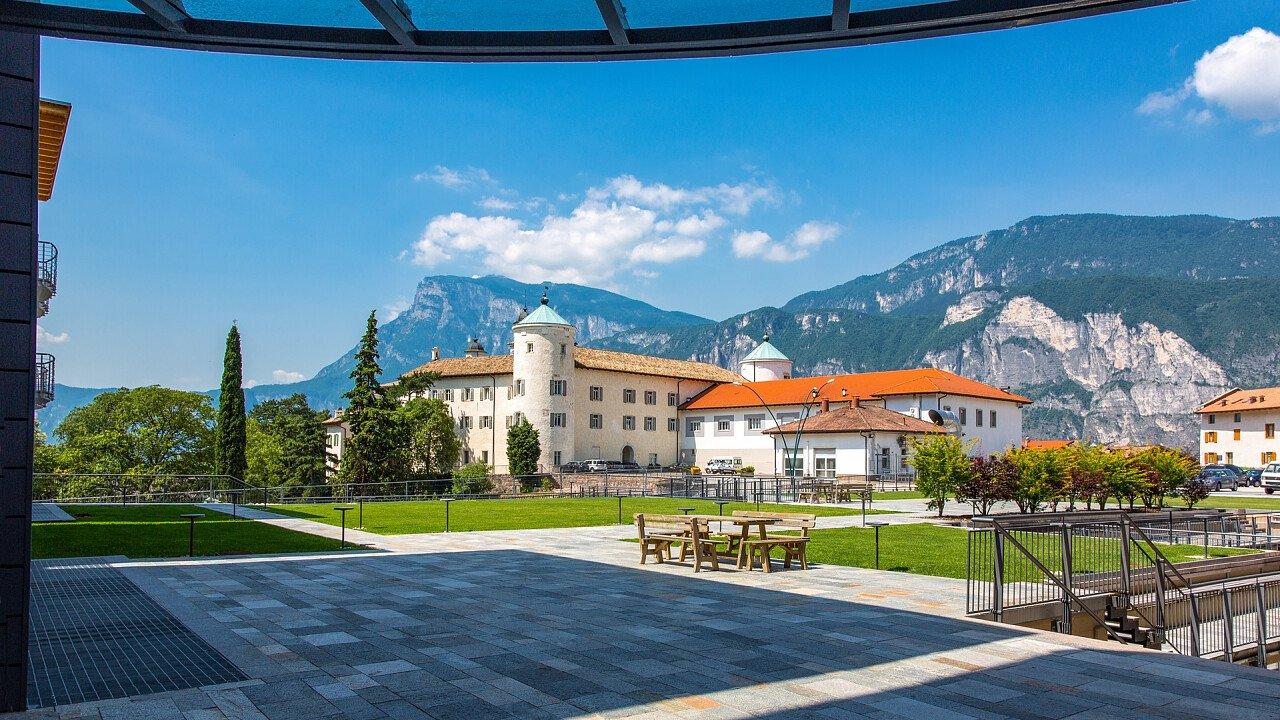 Augustinian Abbey Edmund Mach Stiftung San Michele all'Adige