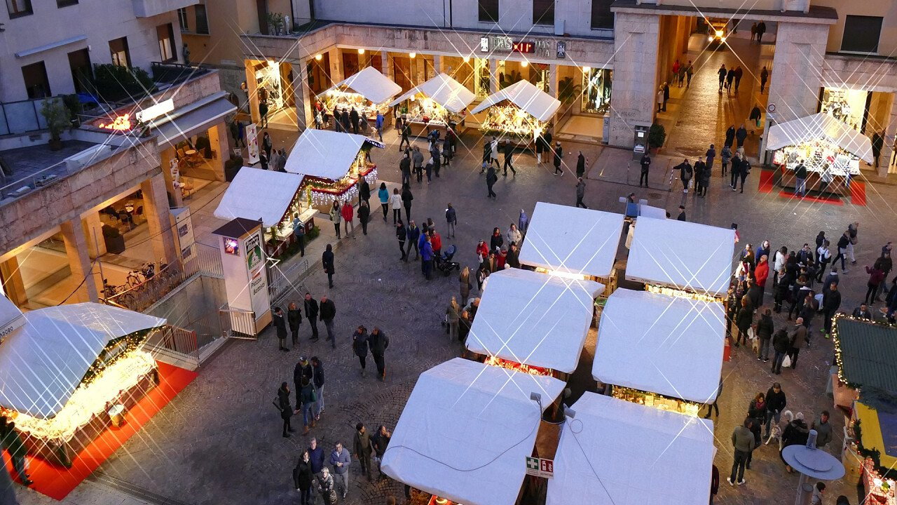 Christmas markets in Trento
