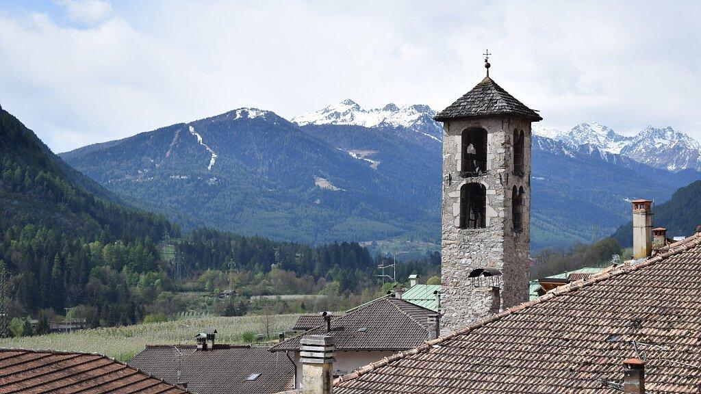 Vacanze a Caldes in Val di Sole - cover