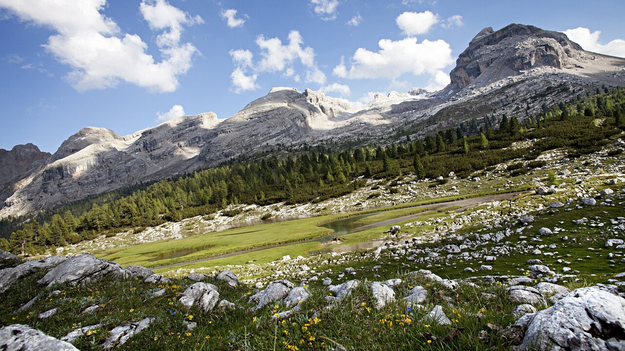 Natur mountains Folgarida-Dimaro
