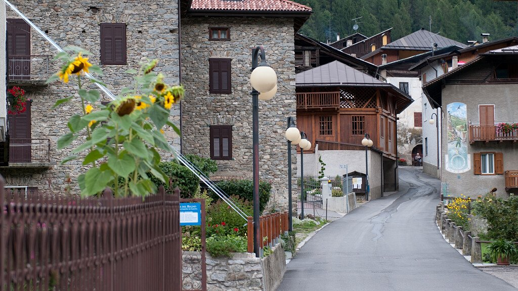 Monclassico, hamlet of the Val di Sole valley - cover