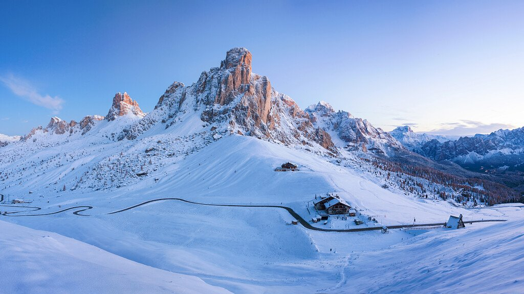 Giau Pass: one of the most beautiful passes of Dolomites - cover