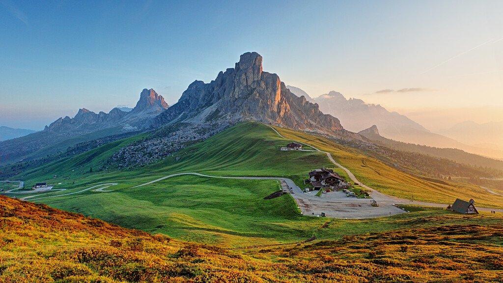 Passo Giau: uno dei passi più belli delle Dolomiti - cover