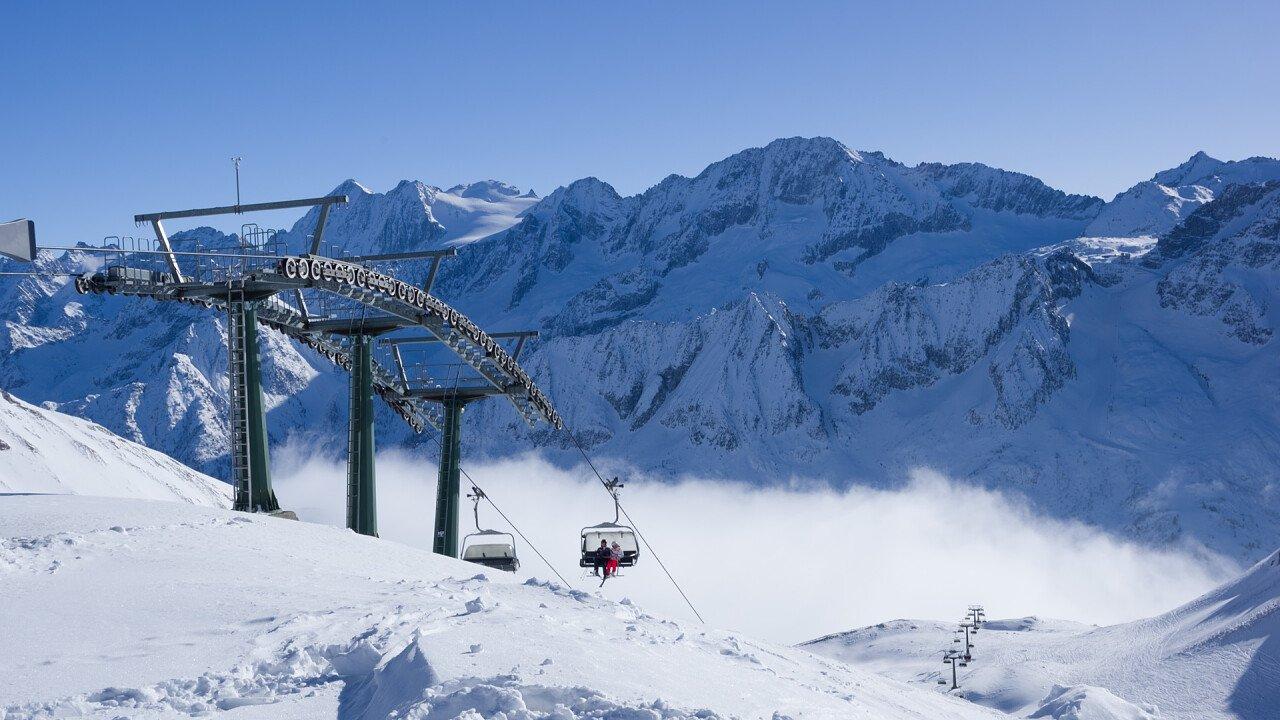 Skilifts Passo Tonale