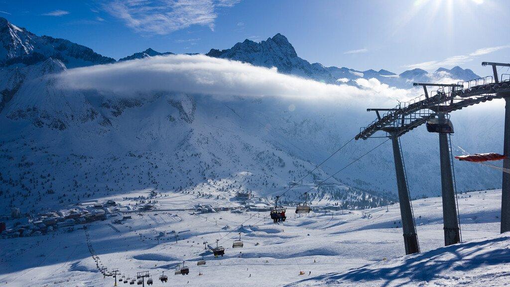 Escursioni e sci sul Passo Tonale-Vermiglio - cover