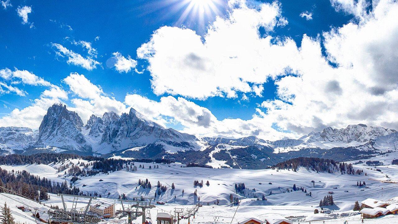 Inverno Santa Critsina