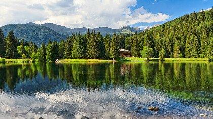 Lago Caprioli di Pellizzano