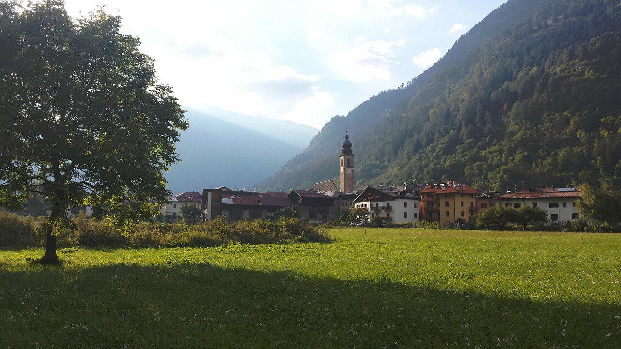 Pellizzano in estate