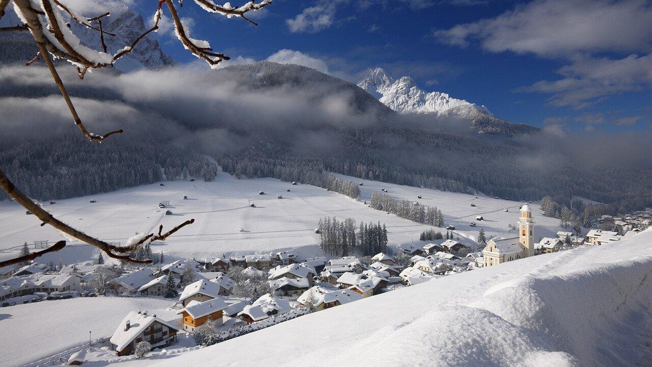 Sesto in winter