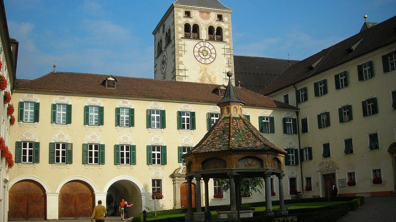 Kreuzgangkloster Bozen
