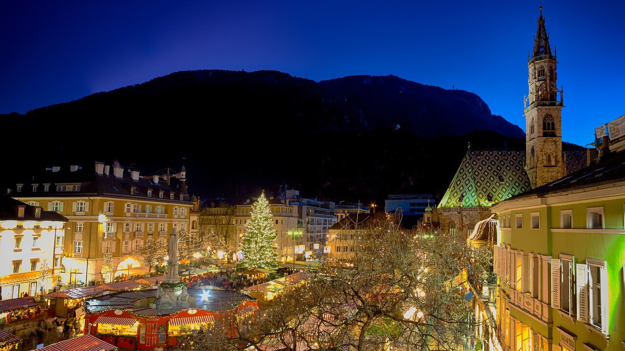 Christmas markets in Bolzano