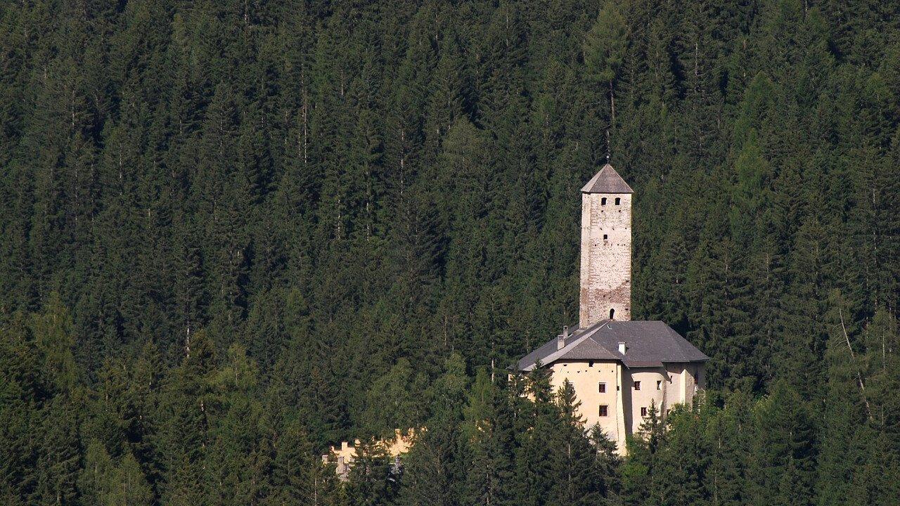 castello_nella_foresta_monguelfo_dreamstime_danciaba