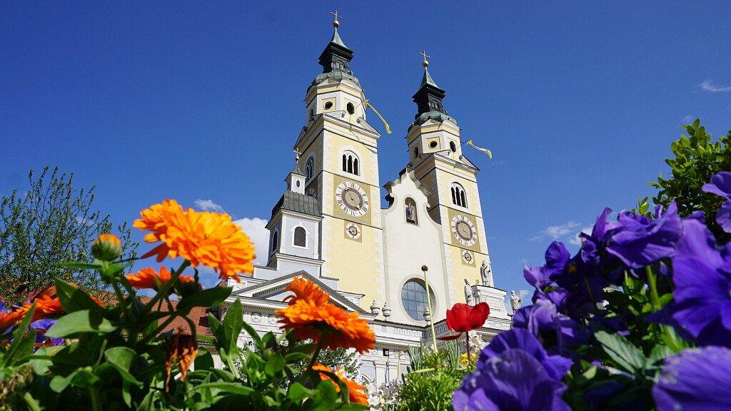 Brixen: Eintauchen in den Südtiroler Kunst und Kultur - cover