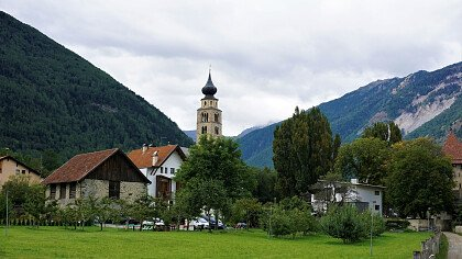 Village of Glorenza