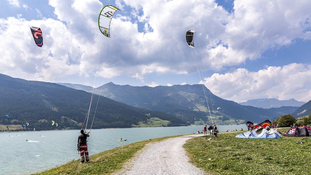 Kitesurf Latsch