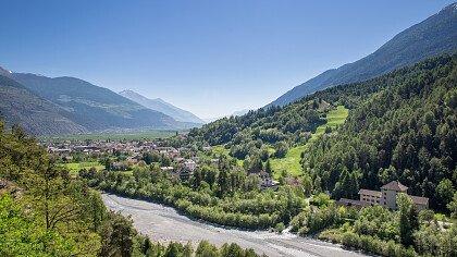Natur around Prato allo Stelvio