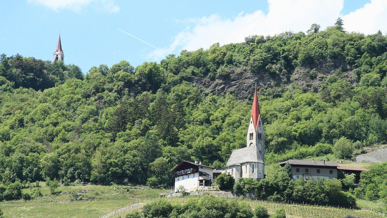 Chiesa a Stelvio