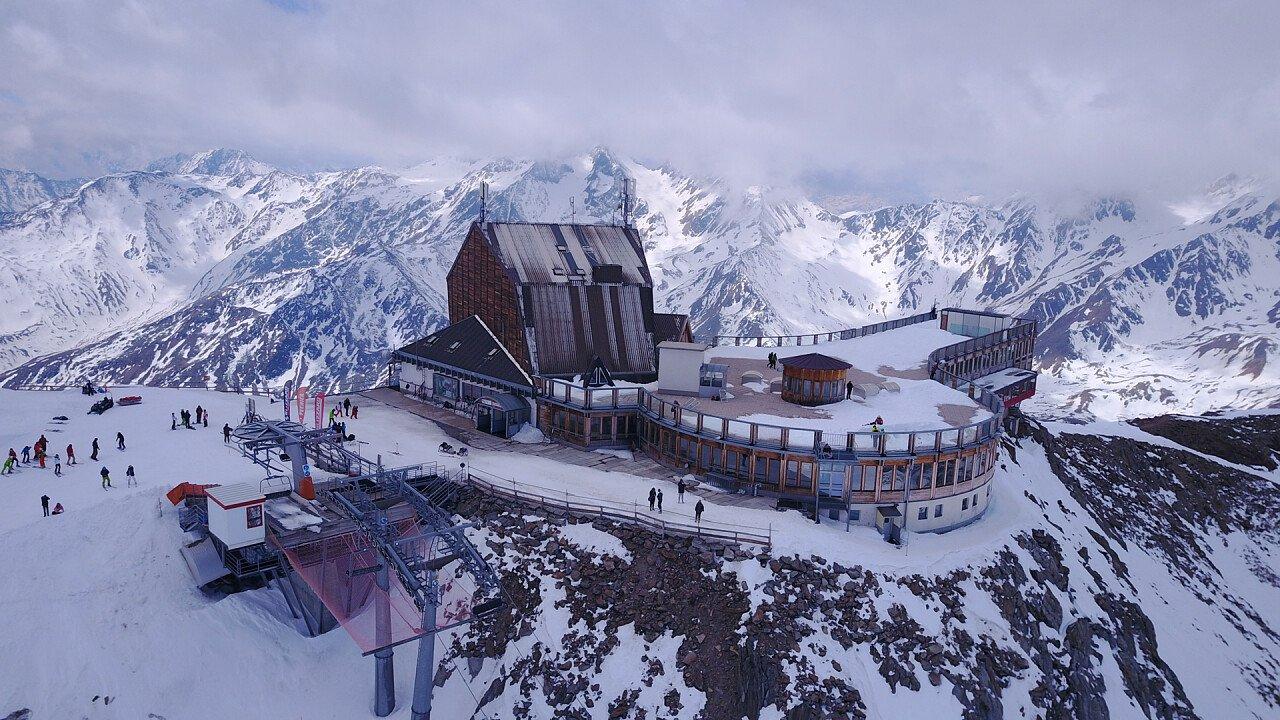 Val Venosta Skiarea hut