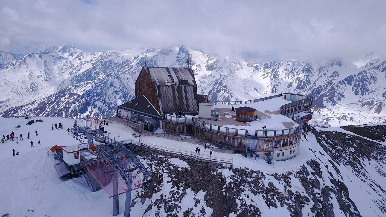 Rifugio Skiarea Val Venosta