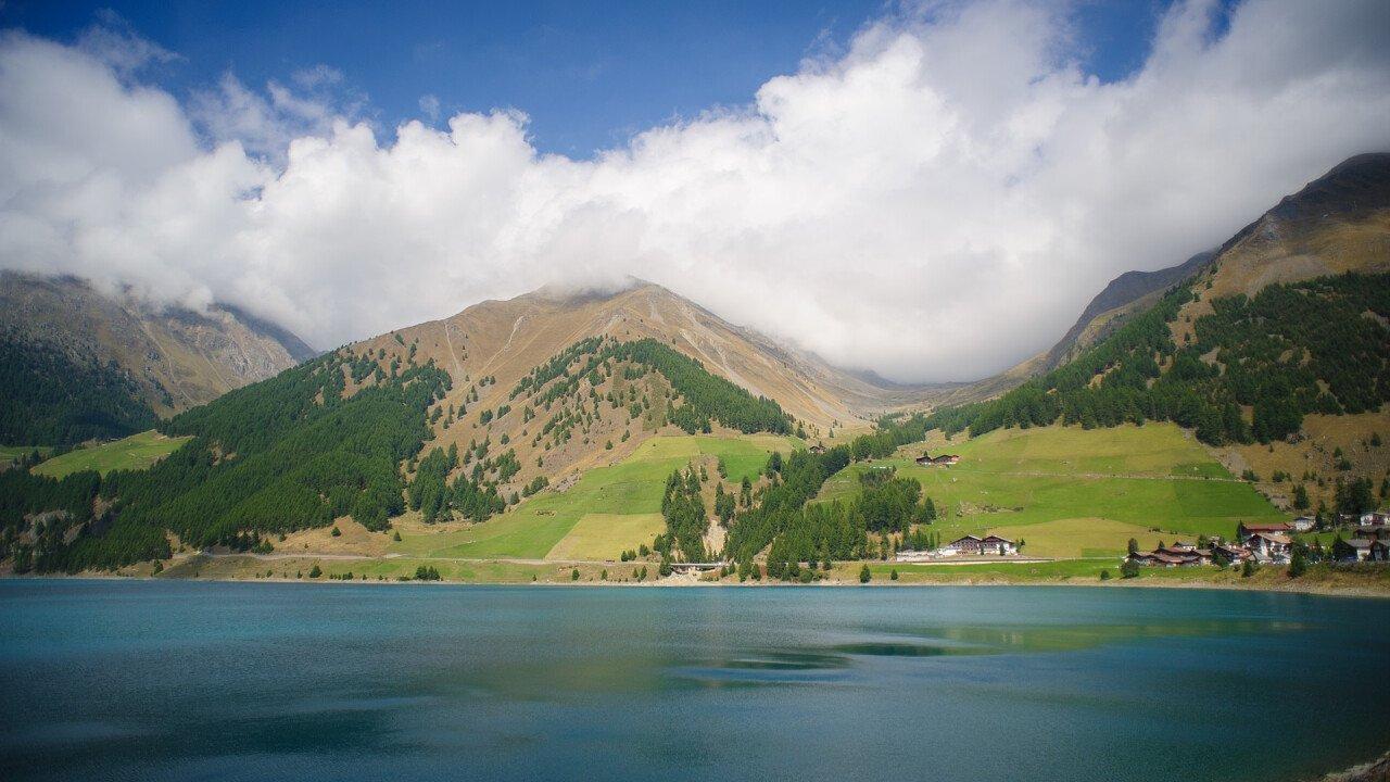 Lago Vernago Val Senales