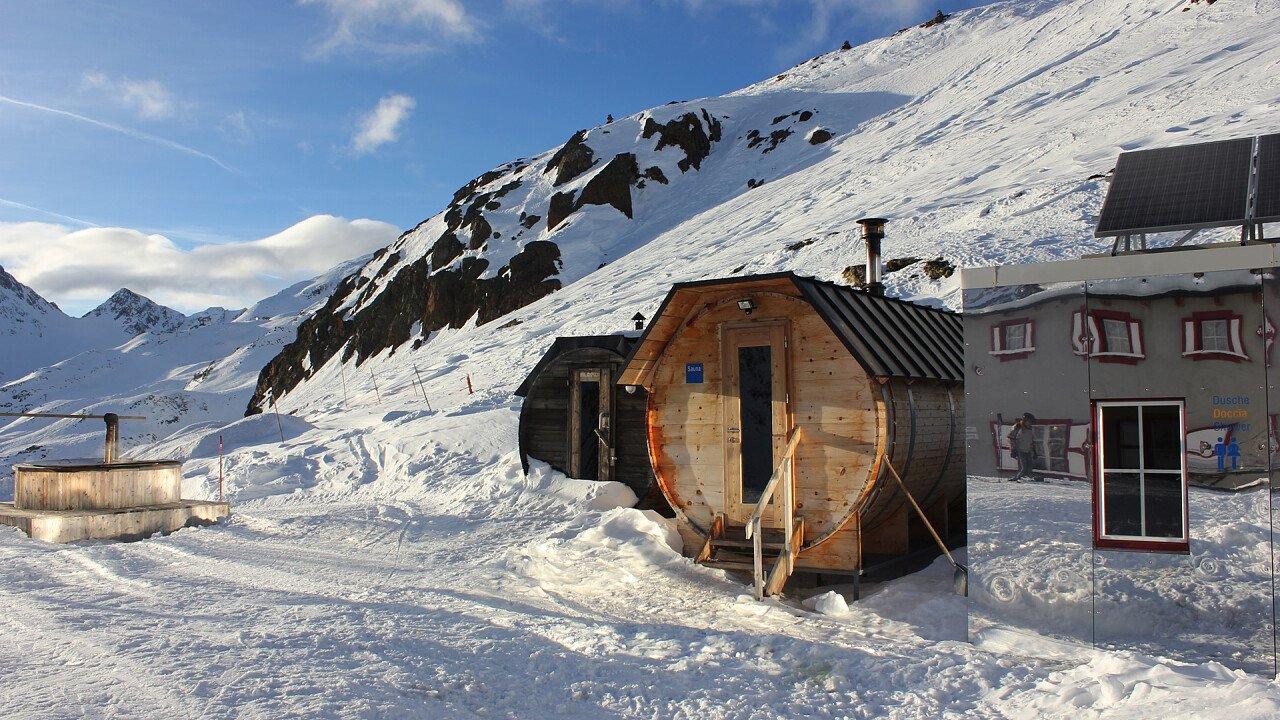 Skiarea Val Senales