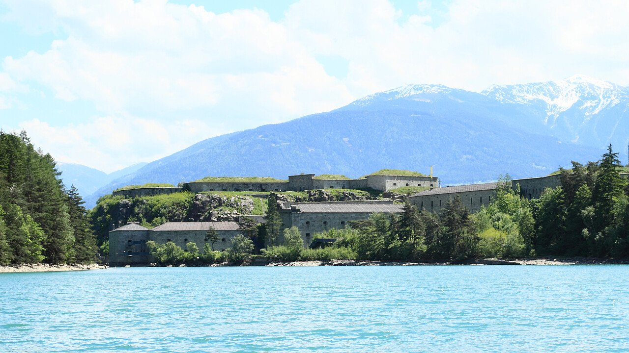 Lago di Fortezza