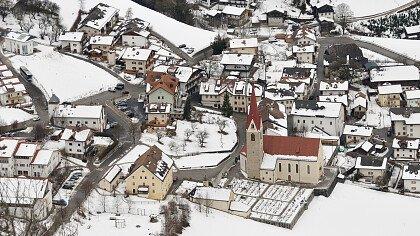 Winter in Luson