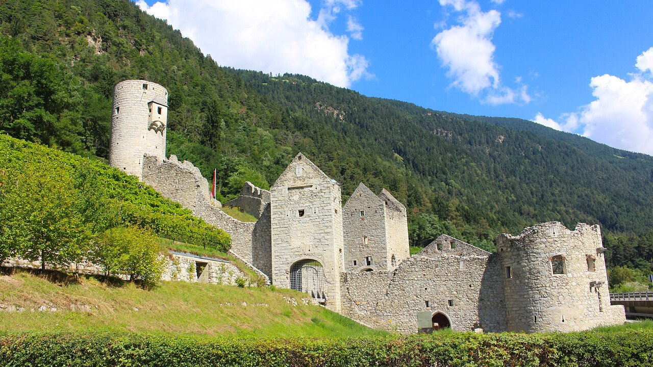 Fortification in Rio Pusteria