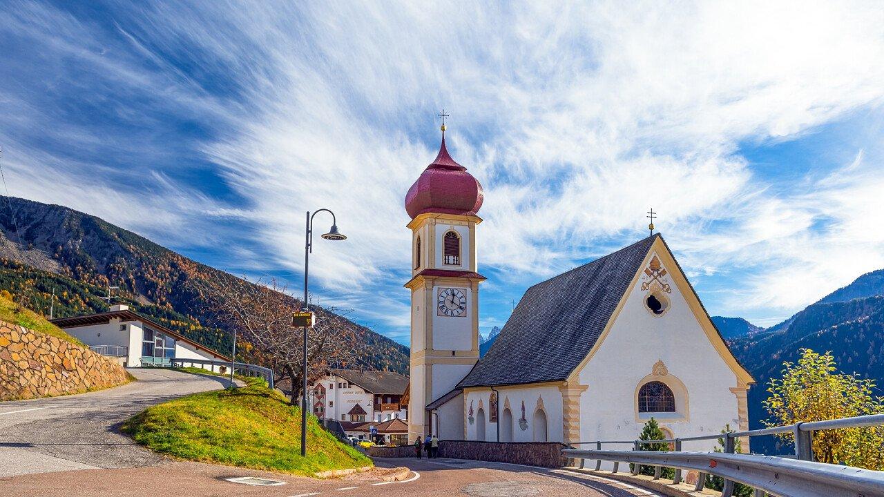 Chiesa San Pietro di Laion