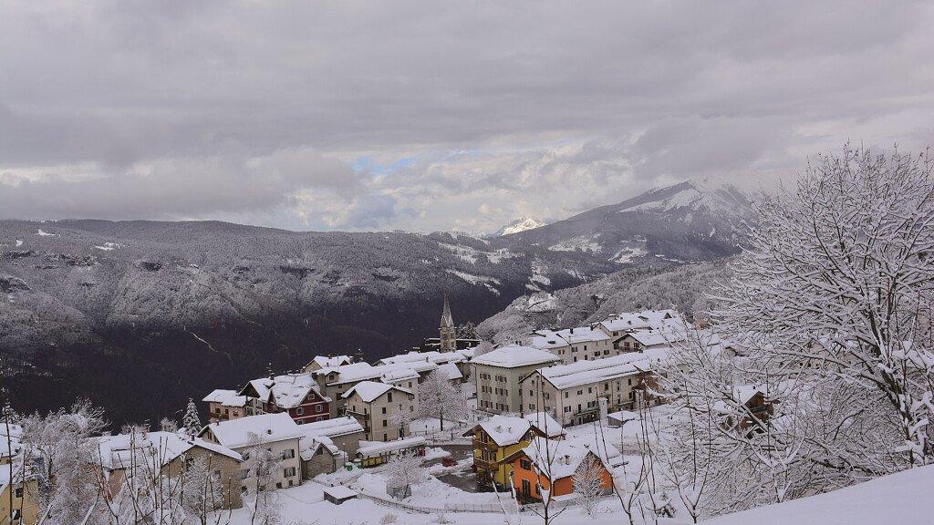 Luserna, l'isola cimbra del Trentino - cover