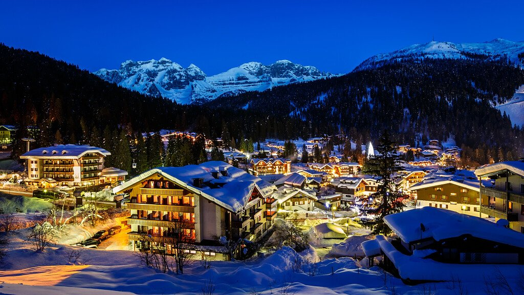 Madonna di Campiglio, VIP resort for top holidays - cover