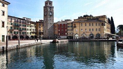 Winter Riva del Garda