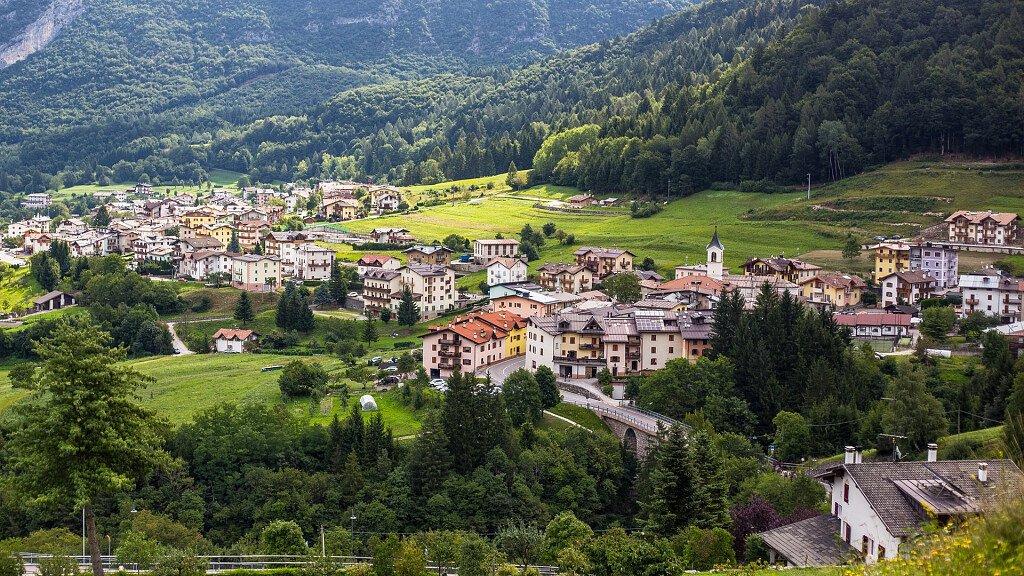 Dolomiti di Brenta - Paganella per una vacanza di sport e natura - cover