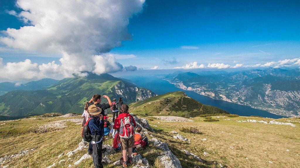 Brentonico - Polsa: tra i fiori del Monte Baldo - cover