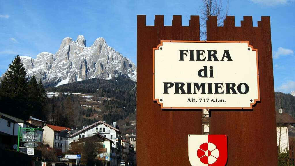 Fiera di Primiero, small Tyrolean village for wellness holidays - cover