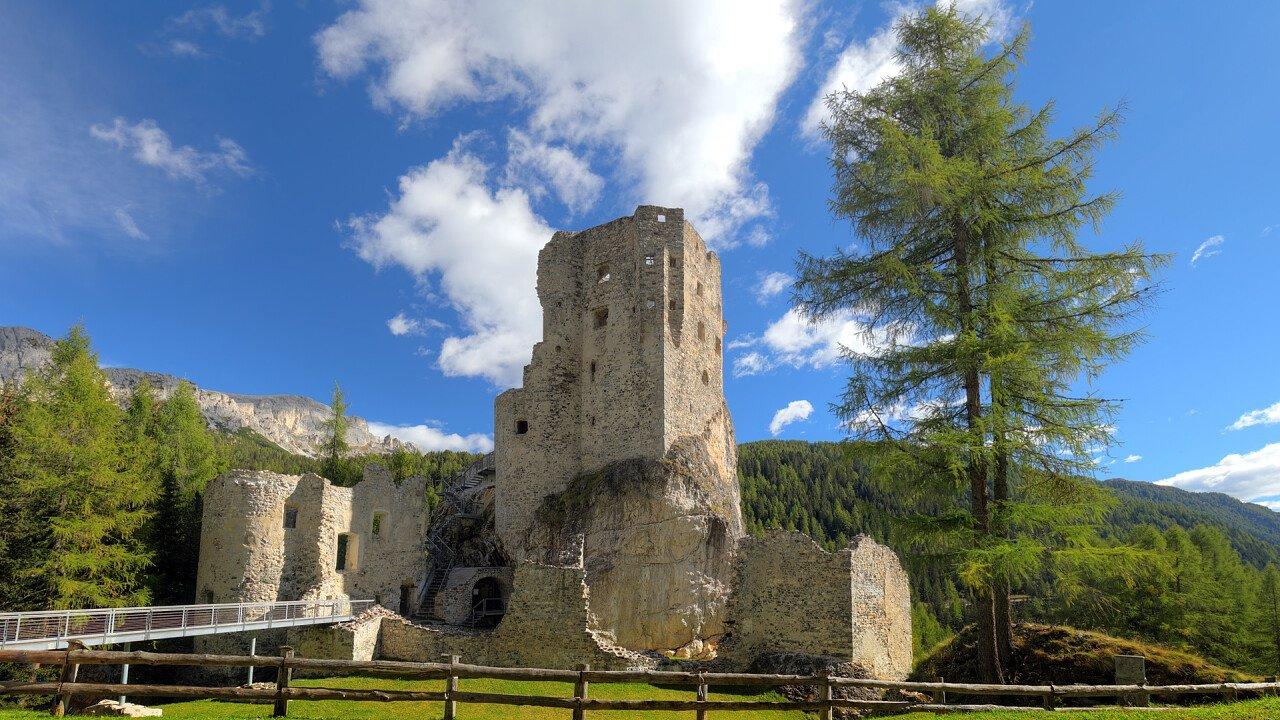 Castello di Andraz a Livinallongo Col di Lana