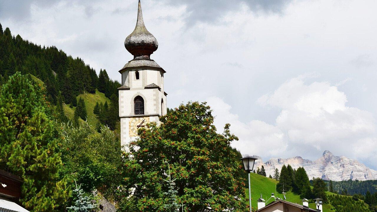 Kirche Vodo di Cadore